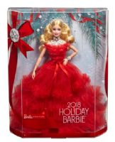 Barbie: Holiday 2018 - Special Limited Edition Collector's Doll (Blonde)